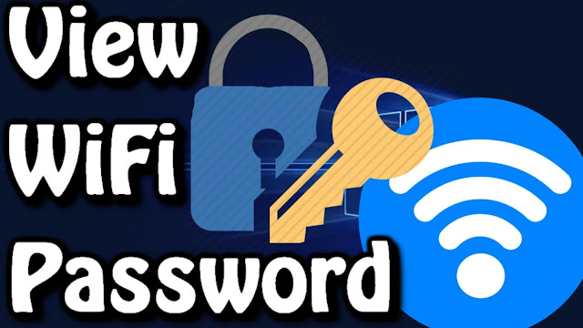 How to view saved and connected wifi passwords on Android