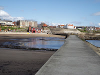 Cullercoats Bay North Tyneside