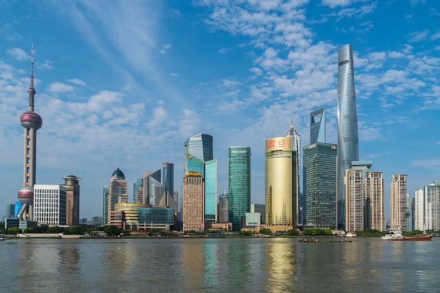 Shangai-Bund-Cina-Asia-grattacieli