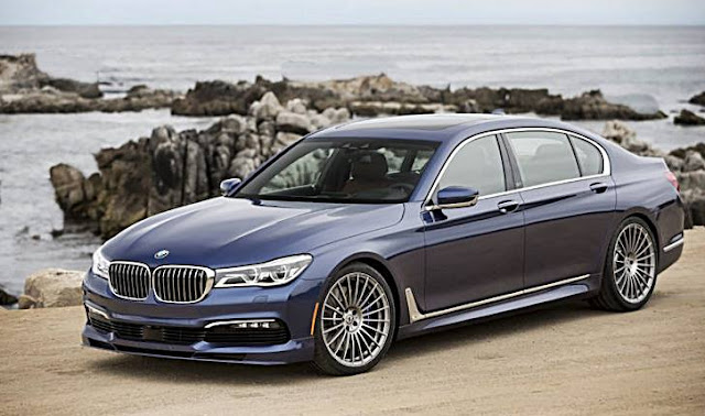 Test Drive 2017 BMW ALPINA B7 xDrive