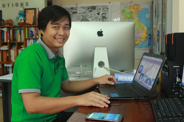 Da Nang IT whiz makes app for travellers 1