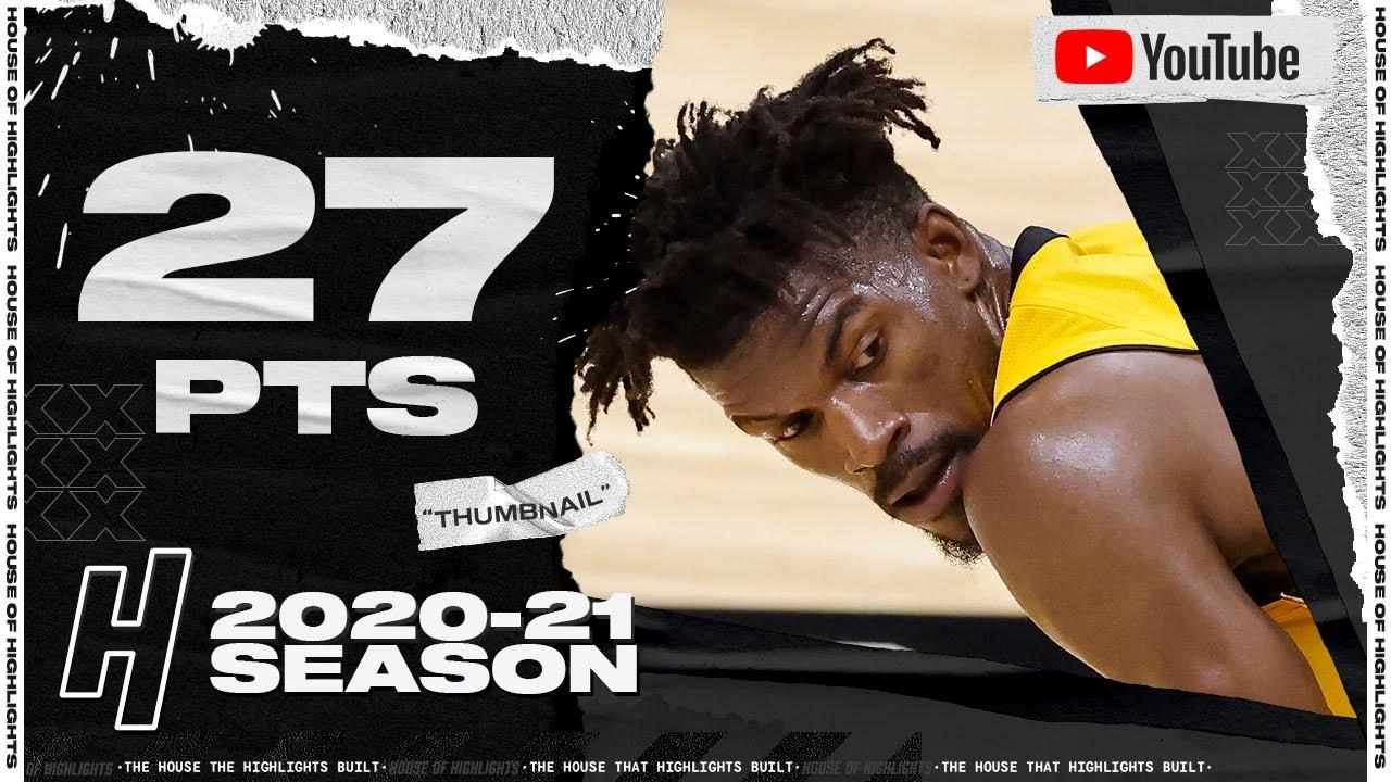 Jimmy Butler 27pts 11ast vs ORL   March 11, 2021   2020-21 NBA Season