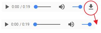 구글 드라이브 사용법: MP3 오디오 파일을 웹페이지 블로그에 올리는 방법과 꾸미기 (오디오 재생기)