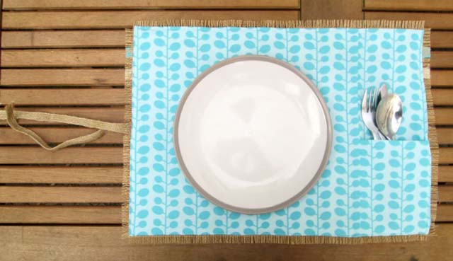 Picnic Placemat Tutorial