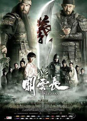 Sinopsis film The Lost Bladesman (2011)