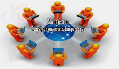 Manajemen – Fungsi, unsur, prinsip dan perannya | Bagian 1