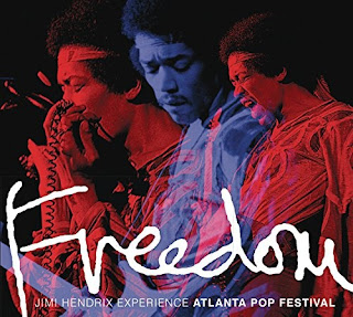 jimi hendrix freedom atlanta pop festival review