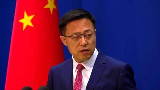China rechaza medida de EEUU de restringir visados de periodistas
