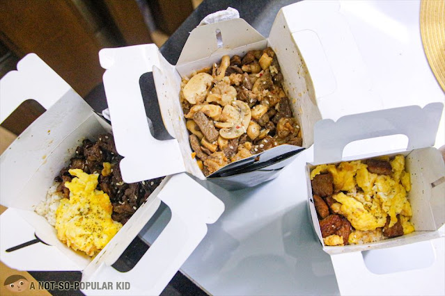Rustic Box Express - Tasty Rice Toppings for Delivery!