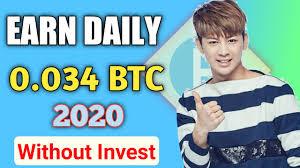 New Free Bitcoin Cloud Mining Website 2020