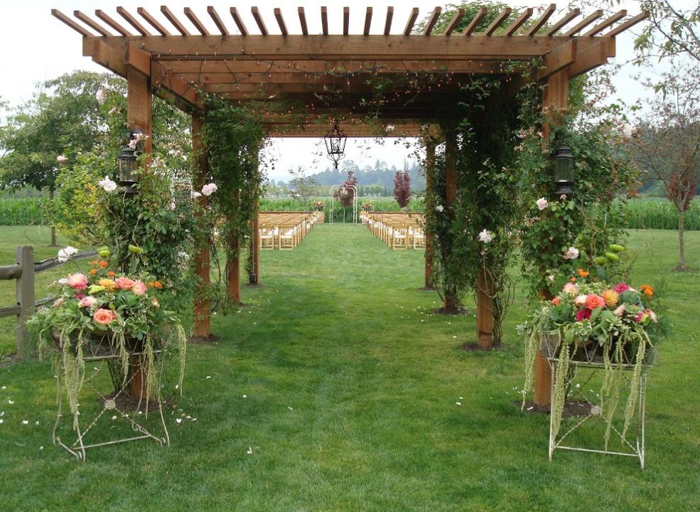 Craven Farms Snohomish WA Wedding Venues
