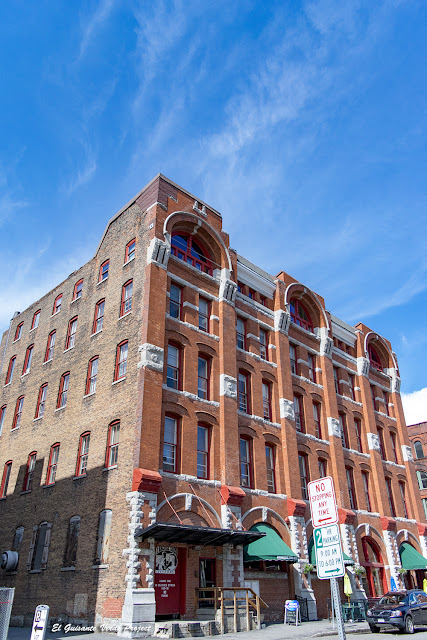 Neal and Hyde Building - Syracuse, NY por El Guisante Verde Project