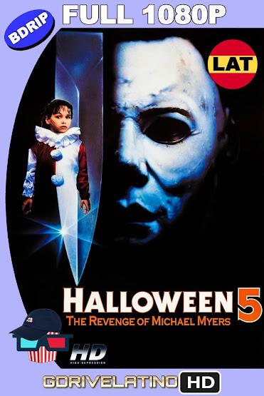 Halloween 5: La Venganza de Michael Myers (1989) BDRip 1080p Latino-Ingles MKV