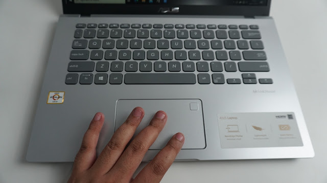 review asus vivobook m409da