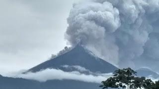 99 killed in Guatemala volcano eruption