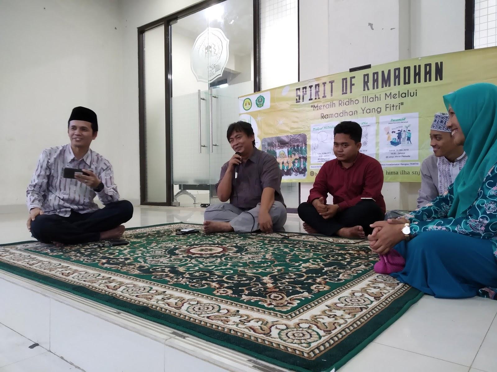 Spirit of Ramadhan 1440H
