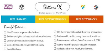 Buttons X v1.9.57 Button Builder For Wordpress Free