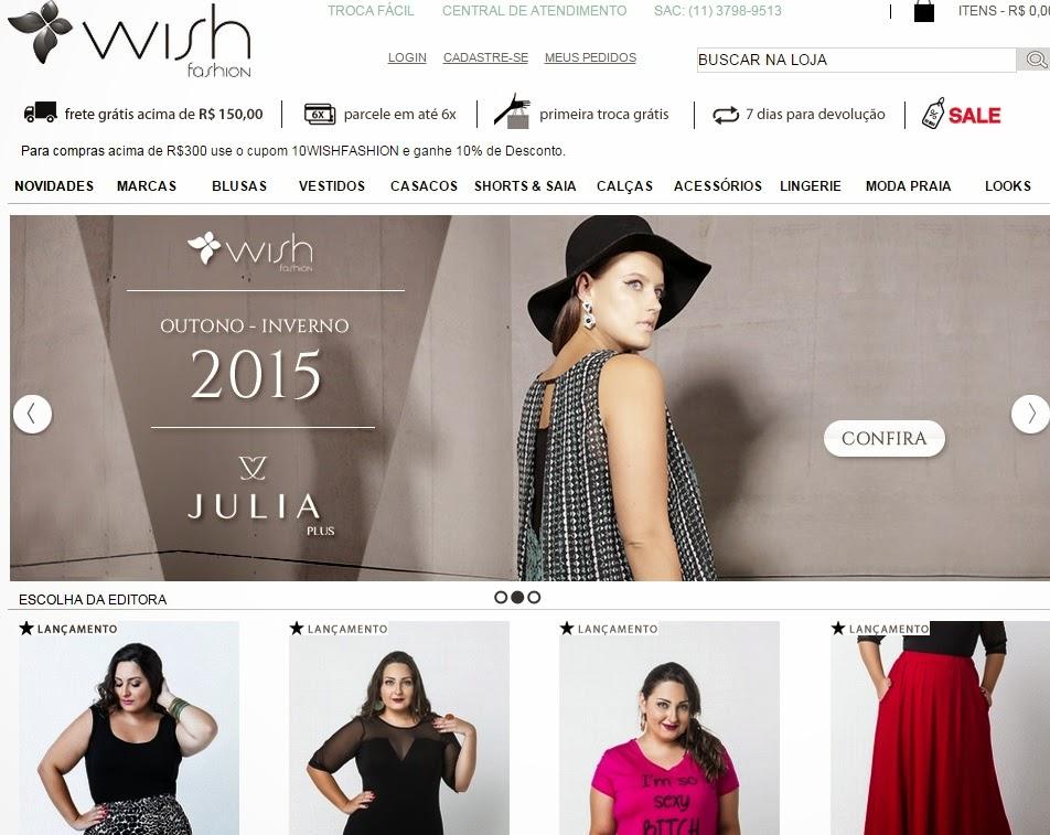 b8908b304 Lista de lojas plus size com venda online!