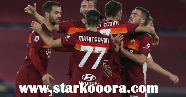 موعد مباراة روما وسسكا صوفيا اليوم 2021/9/16 في دوري المؤتمر الأوروبي والقنوات الناقلة