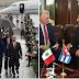 PRESIDENTE DE CUBA INICIA VISITA OFICIAL A MÉXICO