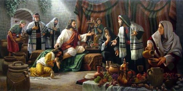 Jesus-en-Betania