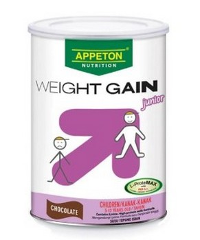 Appeton Weight Gain Child