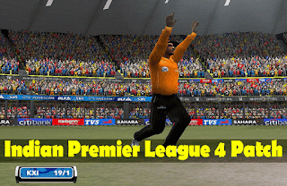 Indian Premier League 4 Patch