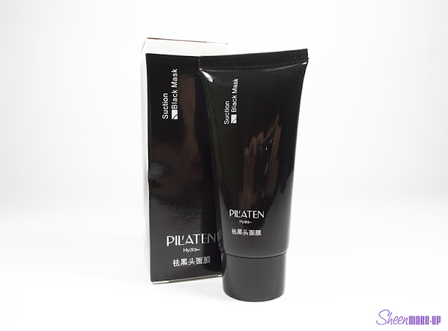 pilaten suction black mask инструкция