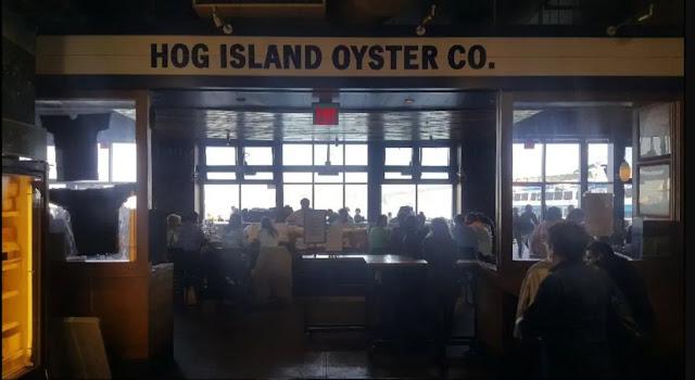 3- Hog Island Oyster Company– San Francisco, California