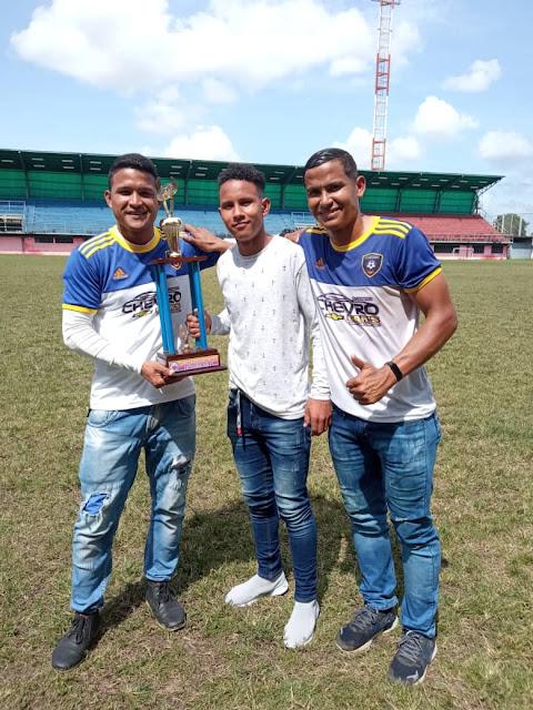FÚTBOL: Apureños campeones sub 23 en el torneo adecuación de Barinas.