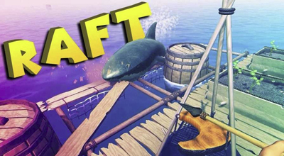 RAFT Original Survival Game Mod Apk v1.38 Unlimited Money Terbaru