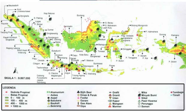 Pengertian Industri Strategis Beserta Tujuan, Syarat, Lokasi, Macam-Macam, Persebarannya Di Indonesia Secara Lengkap