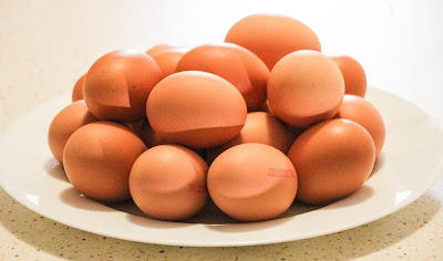 Công thức chế biến trứng muối