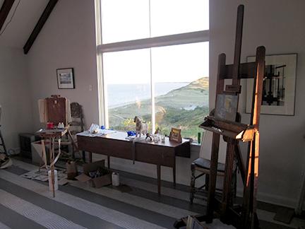 More Edward Hopper Studio Photos