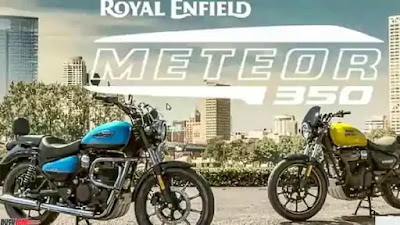 about Royal Enfield Meteor 350 Lunching