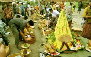 acara tumpeng nasi kuning