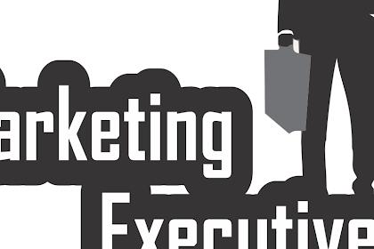 Lowongan Kerja Marketing Executive