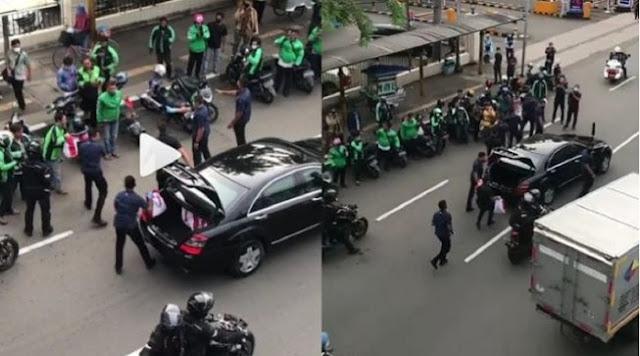 Jokowi Bagikan Sembako Disorot, Roy Suryo: Jangan Lupa Warga RI 270 Juta
