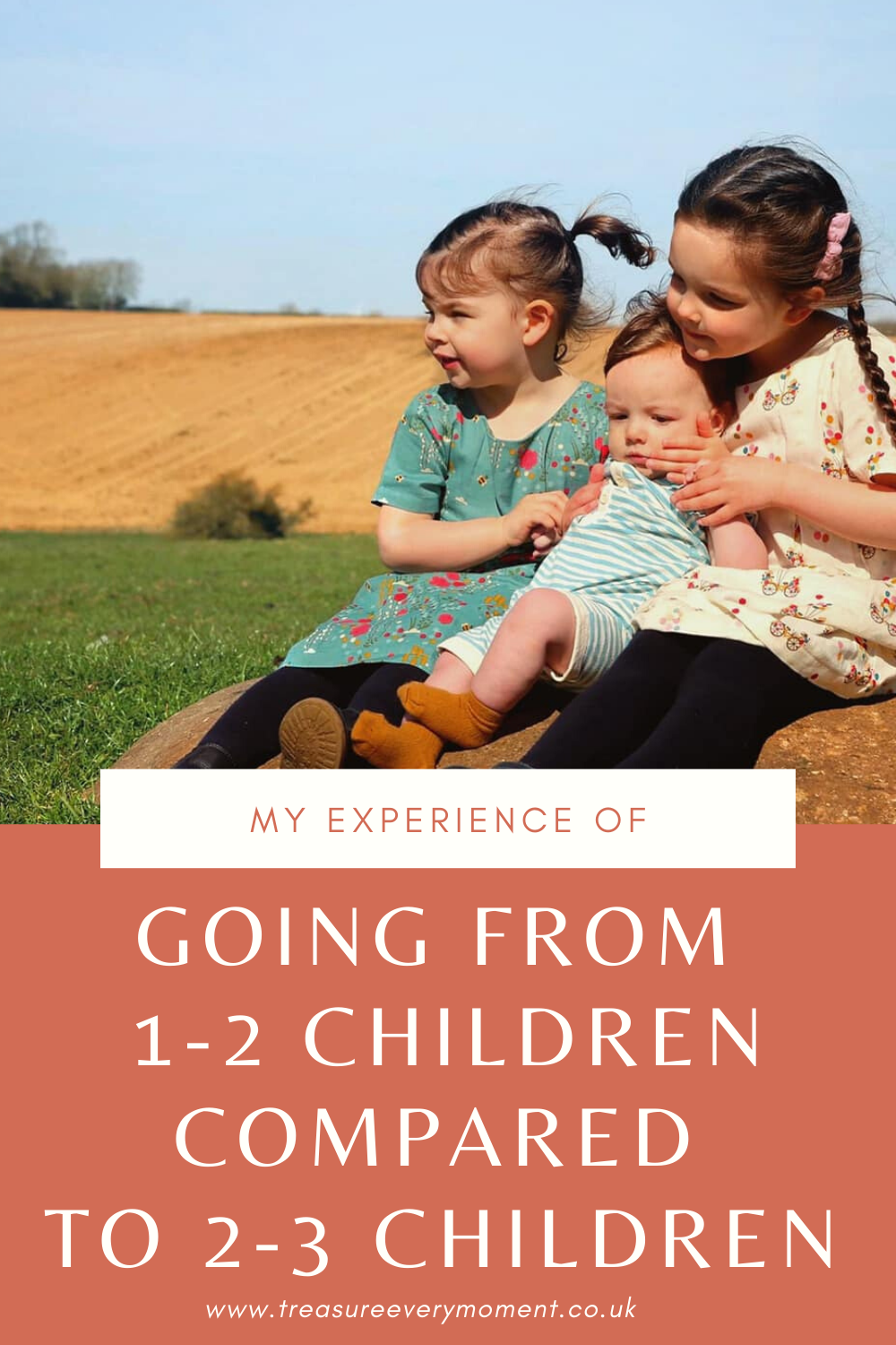 My Experience of going from 1-2 Children compared to 2-3 Children