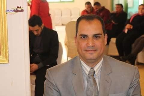 الحسيني أبوعيانة نائبا لرئيس مركز ومدينة كوم حمادة