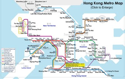 Printable Metro Map.Printable Map Of Hong Kong Metro Hong Kong Mtr Map Subway Metro