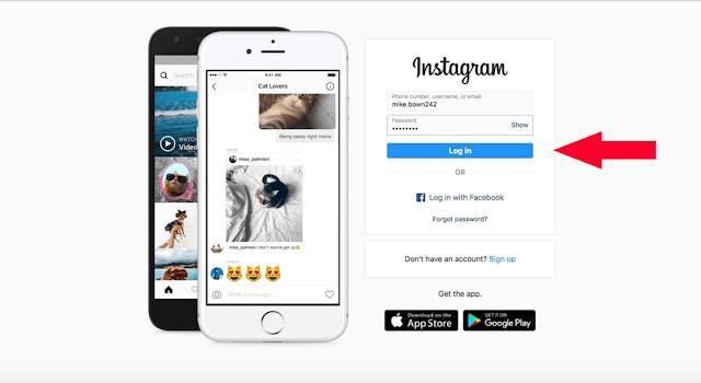 Step-1 to delete instagram account