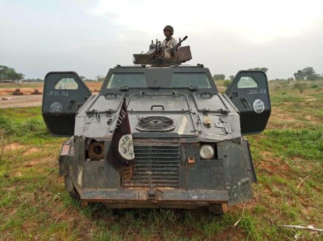 Troops ambush, kill terrorists at Gonorri