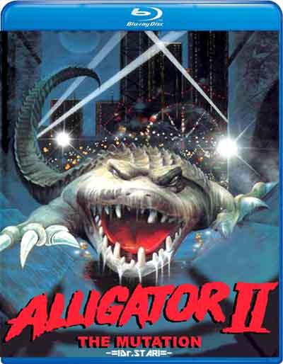 Alligator II: The Mutation 1991 480p 300MB BRRip