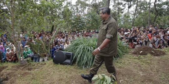 Jika Jabatan Presiden 3 Periode, SBY Bisa Turun Gunung