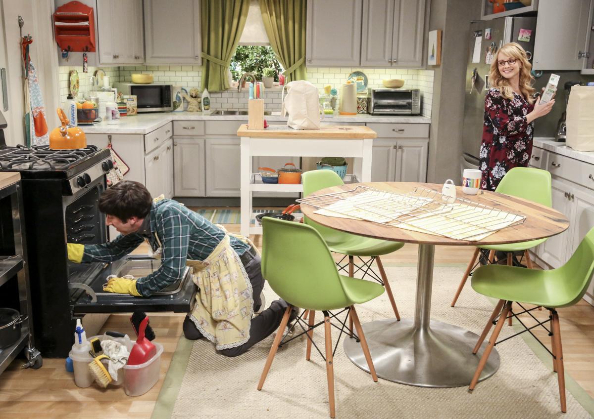 Así limpiaba, así, así el horno, la nevera y todo lo que le pusieron delante