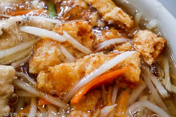 台中太平|尚提素食|招牌養生羅漢麵|焿飯焿麵|不顯眼的店面藏著平價素食美食