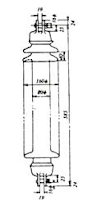 Isolator Batang Panjang