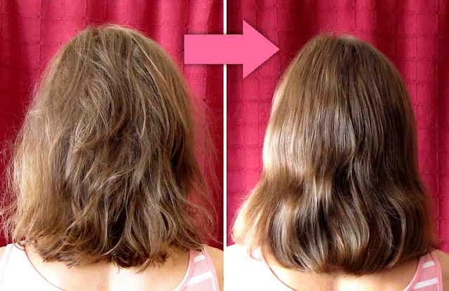 Eau de riz pour réparer les cheveux abîmés, faites-la en 15 minutes