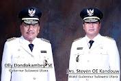 Kepemimpinan Gubernur Olly dan Wagub Steven Membawa Pembangunan Sulut Maju Diberbagai Bidang